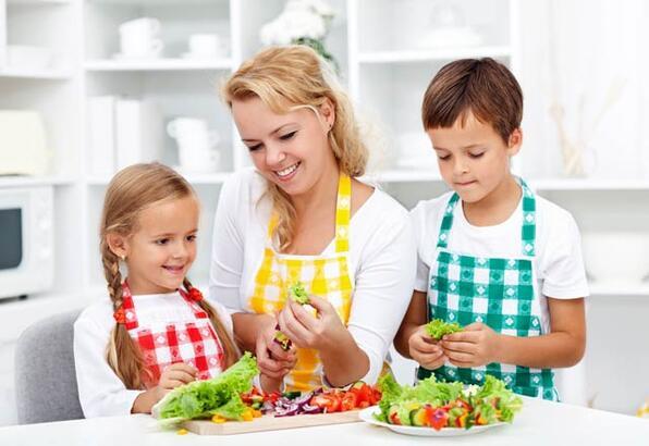 Beslenme tarzları çocukların zekasını etkiler